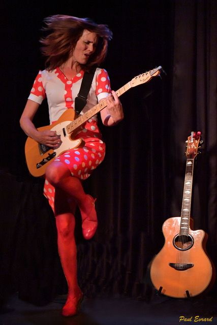 Livane chanteuse rock