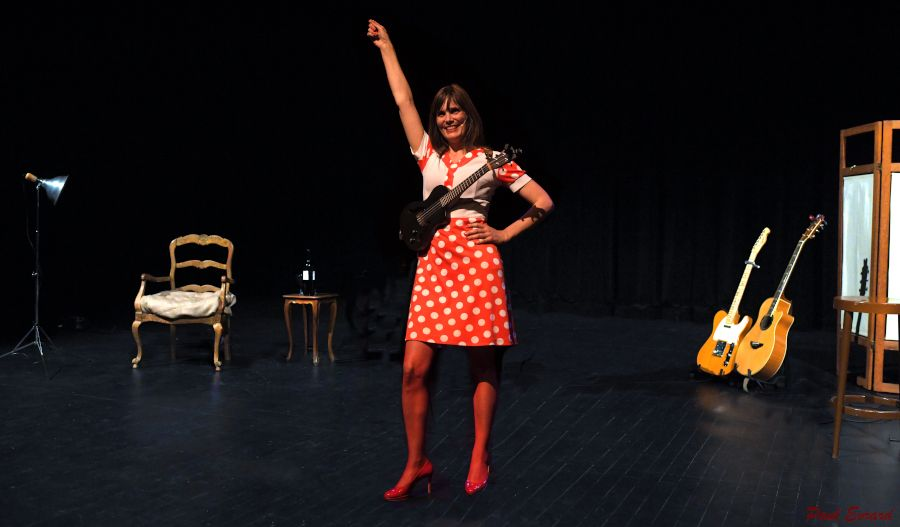 Livane en concert